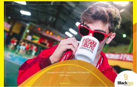 Cervejada Pré-JUCA - Cásper Líbero | A Cásper Voa