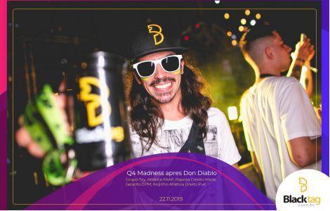 Q4 Madness apres Don Diablo | Open Bar