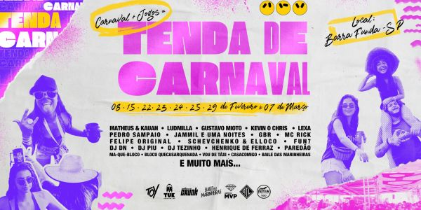 Tenda de Carnaval