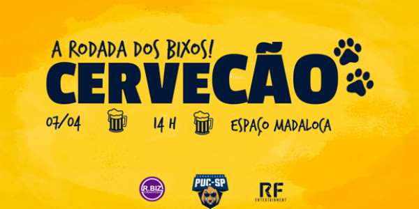 CerveCÃO - A Rodada dos Bixos