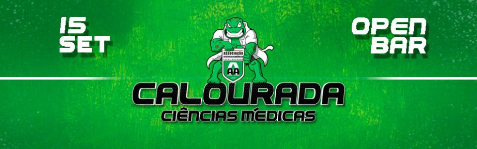 Calourada Ciências Médicas 2018/2