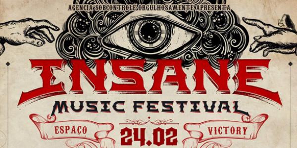Insane Music Festival - São Paulo