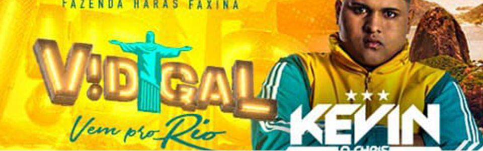 VIDIGAL - Vem pro Rio | Kevin o Chris