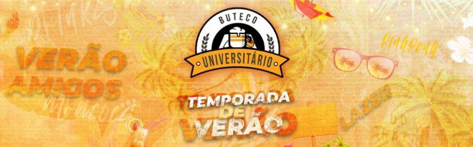 23/01| Buteco Universitário - Temporada de Verão