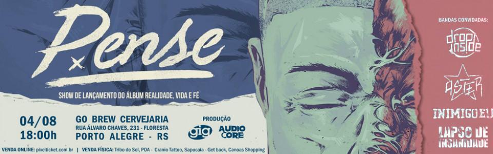 Pense em Porto Alegre
