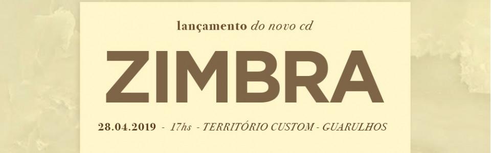 Zimbra em Guarulhos - Lançamento do novo CD