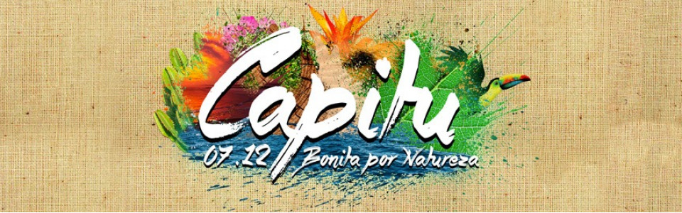 Capitu: Bonita por Natureza | OPEN BAR