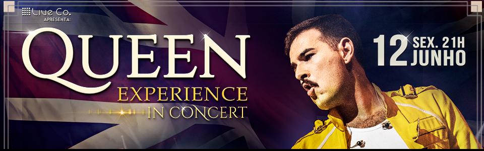 Queen Experience in Concert em Jacareí/SP