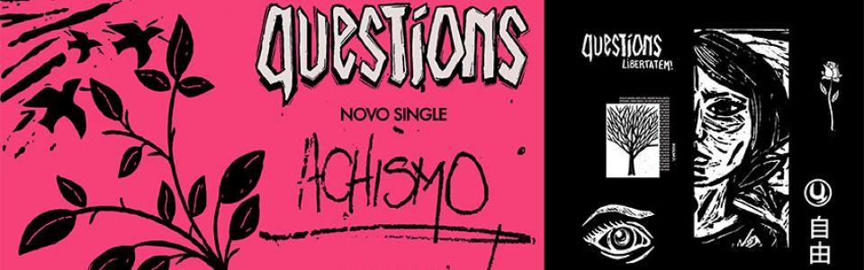 """Questions - Show de lançamento do novo disco """"Libertatem!"""""""