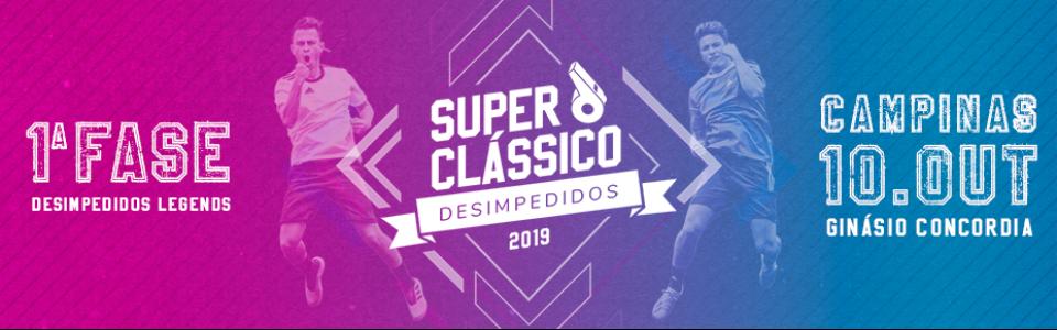 Super Clássico Desimpedidos 2019 - Etapa Campinas