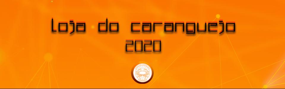 Loja do Caranguejo 2020