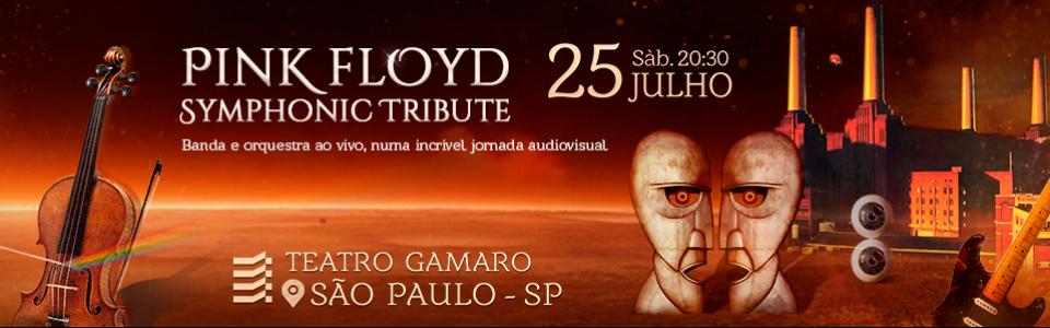 Pink Floyd Symphonic Tribute Em São Paulo/SP