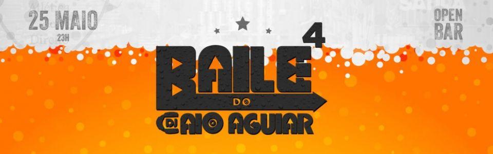 Baile do DJ Caio Aguiar 4 + Puc Direito
