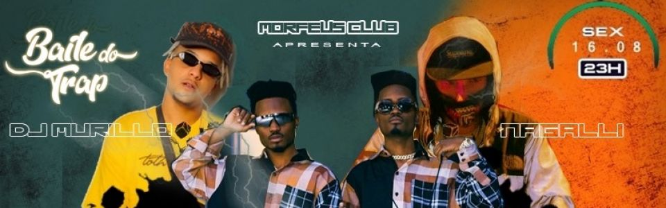 MC ph Convida: NANA (Recayd Mob),NAGALLI,DJ Murillo 16.08