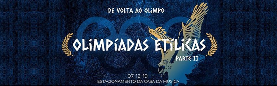 Olimpíadas Etílicas - Parte II