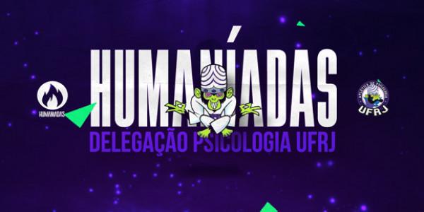 Delegação PSICO UFRJ ✹ Humaníadas 2018