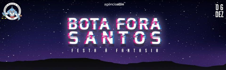 Bota Fora Santos - Direito UniSantos
