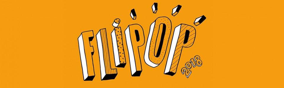 2ª FLIPOP - Festival de Literatura Pop