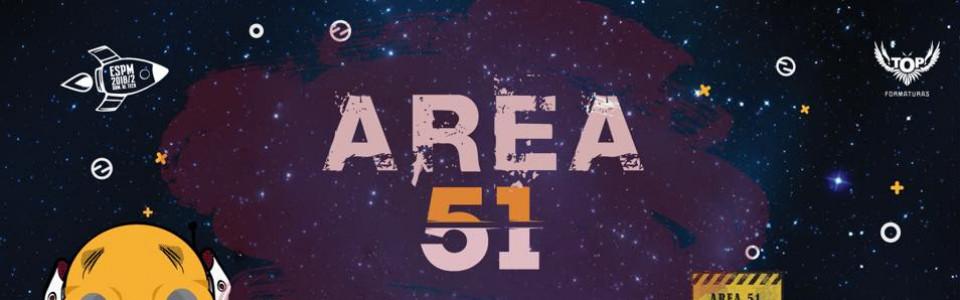 ÁREA 51 pré evento ESPM