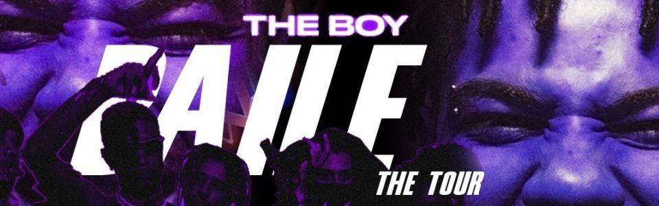 The Boy • BAILE THE TOUR em São Paulo