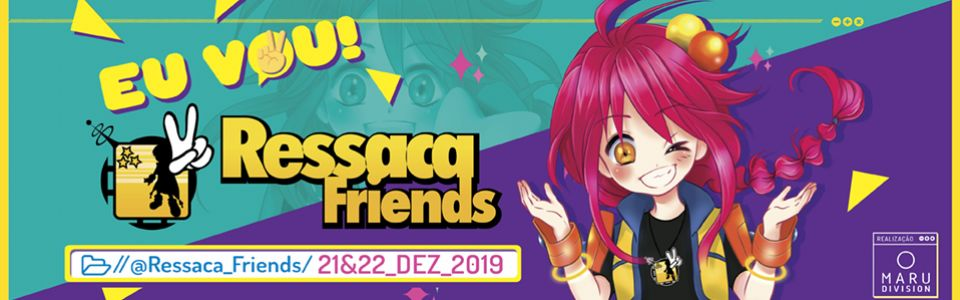 Ressaca Friends 2019