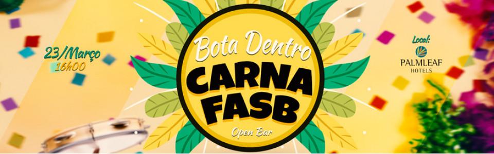 CarnaFASB | Não Era Amor, Era Baile!