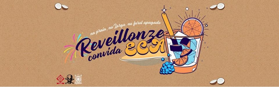 Reveillonze convida ECA| OPEN BAR