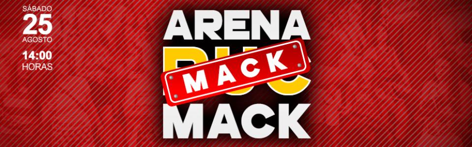 BOTA DENTRO - Arena Mack Mack