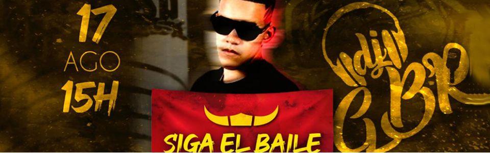 Siga El Baile: Touro Bandido Convida DJ GBR