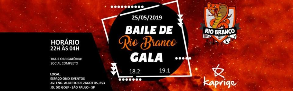 Baile de Gala Rio Branco