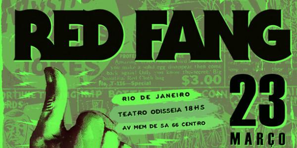 Red Fang - Rio de Janeiro