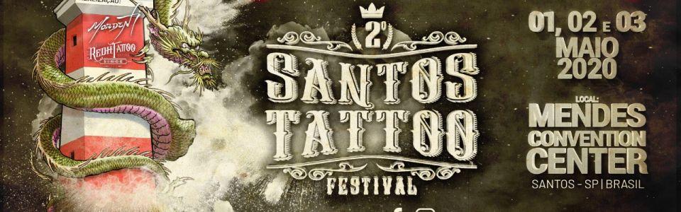 2º Santos Tattoo Festival