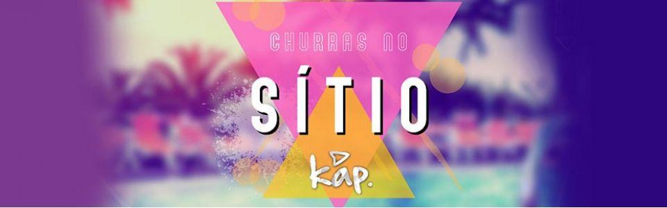 Churras no Sítio Kap! - EM BREVE NOVA DATA
