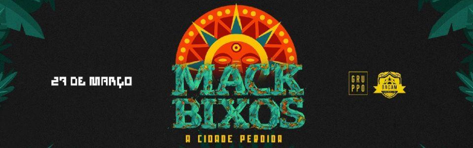 Mackbixos - A cidade perdida