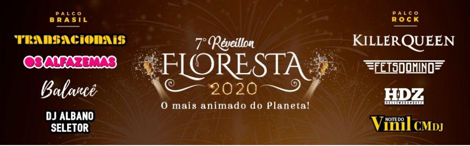 7º Reveillon Floresta 2020