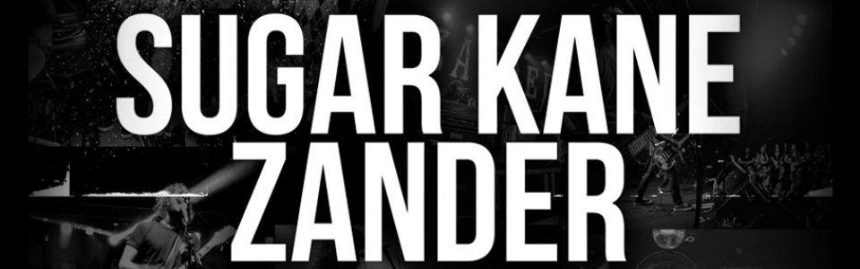 Sugar Kane e Zander em Curitiba