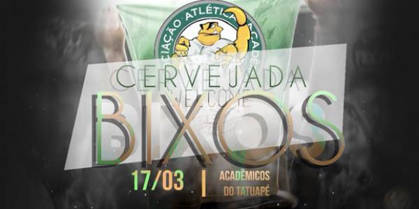 WELCOME BIXOS - FECAP