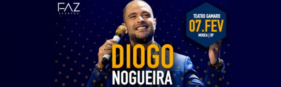 Diogo Nogueira - Teatro Gamaro
