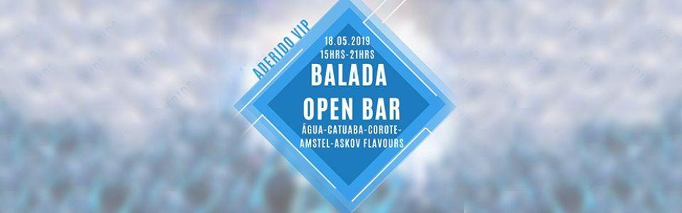 Pré Evento - Balada Open Bar Kap