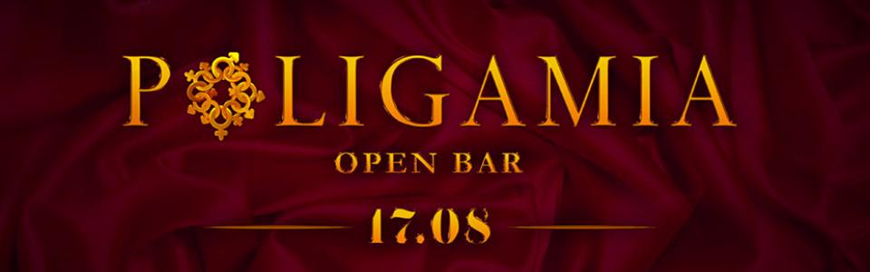 Poligamia - Open Bar