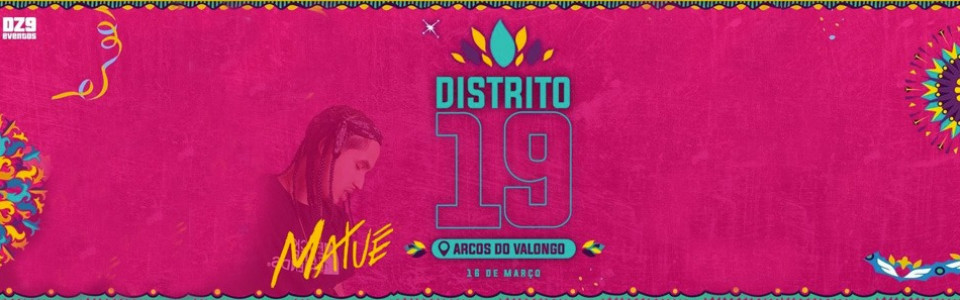 Distrito 19 - Carnaval no Arcos