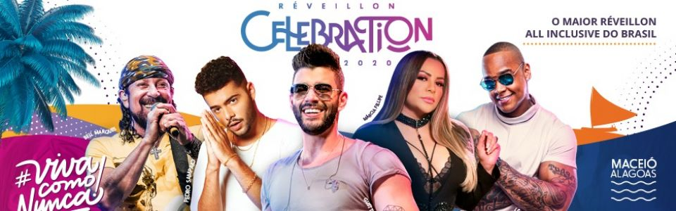 Reveillon Celebration 2020 - Ingressos