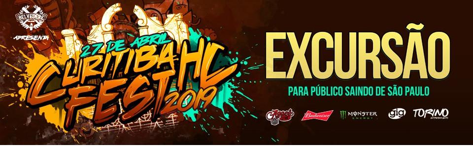 Excursão Curitiba HC Fest