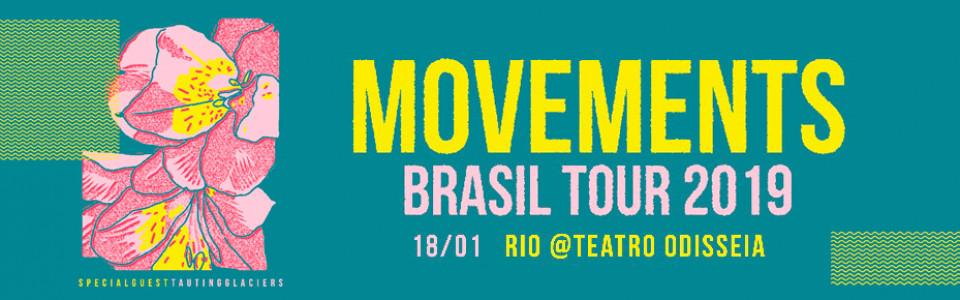 Movements no Rio de Janeiro