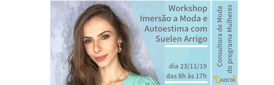 Workshop - Imersão a Moda e Autoestima