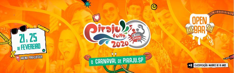 Pirajufolia 2020