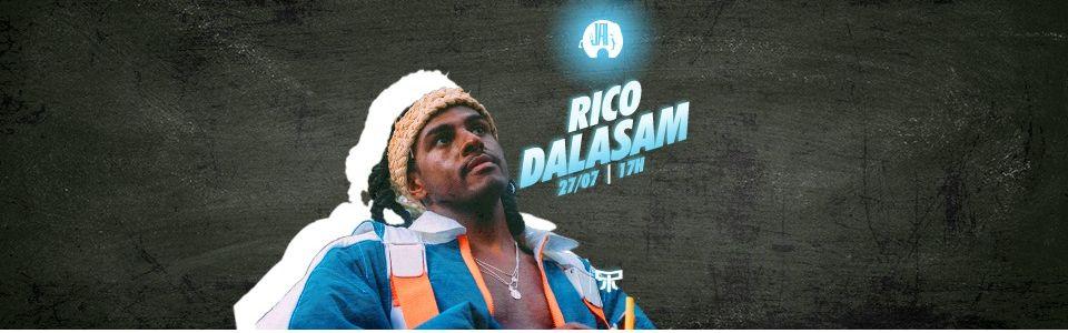 Rico Dalasam - Jai Club