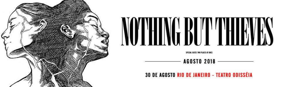 Nothing But Thieves no Rio de Janeiro