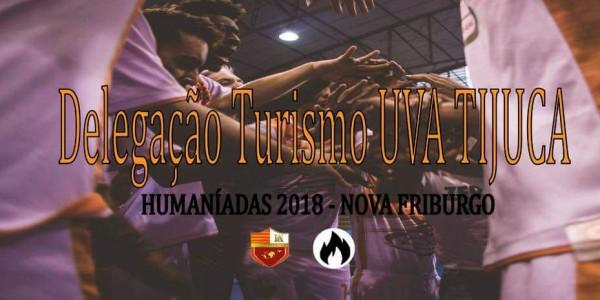 Delegação Turismo UVA Tijuca - Humaníadas