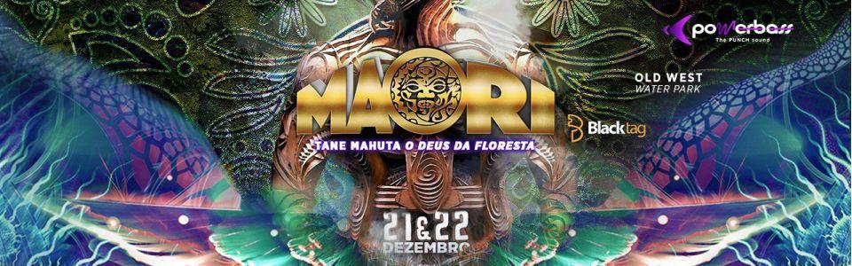 Maori Festival - A lenda de Tane Mahuta